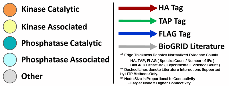 Cytoscape Figure Legend